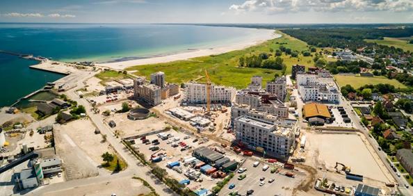 Bæredygtigt byggeri på Køge Kyst