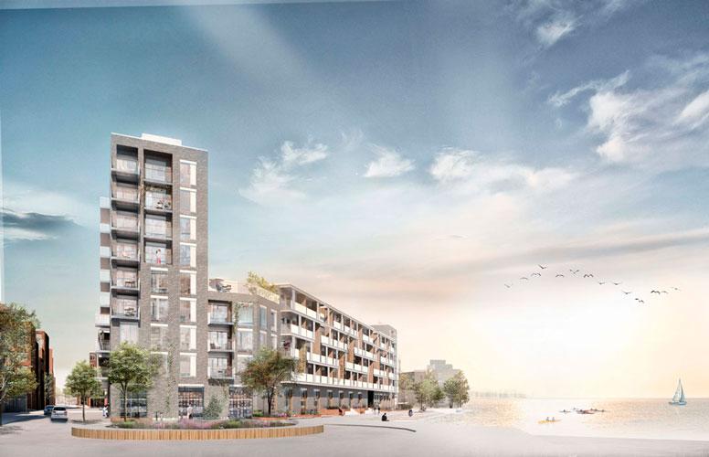 Bæredygtige boliger Køge