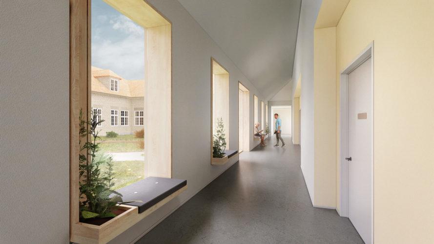 Psykiatrisk Hospital Oringe, Vordingborg _web 3