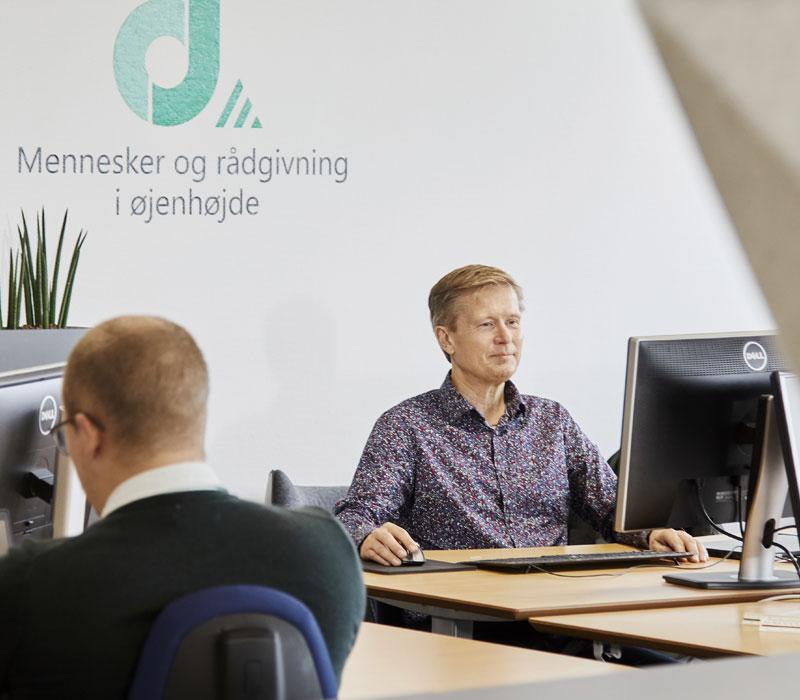 Geotekniske beregninger, geoteknik, Oluf Jørgensen