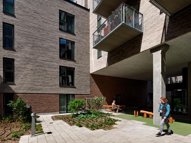 Anlægsarbejde, projektering af konstruktioner, VVS- og ventilation, Oluf Jørgensen