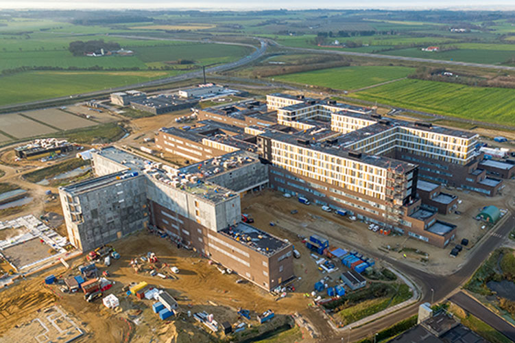 DNV Gødstrup, Hospital, Oluf Jørgensen, sundhed, reference