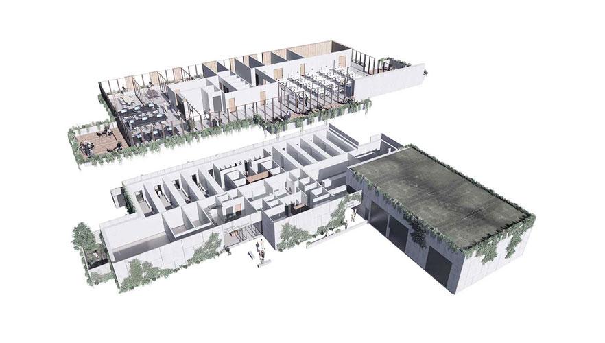 ARC affaldssortering, nye faciliteter