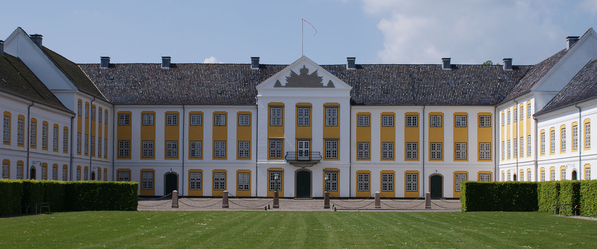 Augustenborg, Bygningsstyrelsen, Rammeaftale