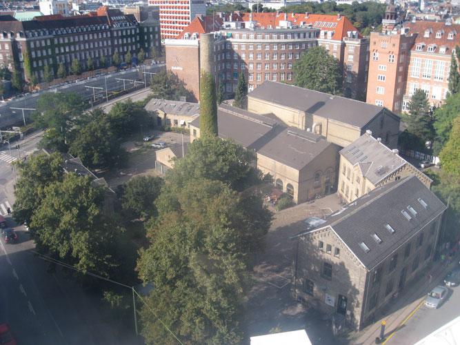 Renovering, ombygning, Kbh. vandværk, Oluf Jørgensen A/S