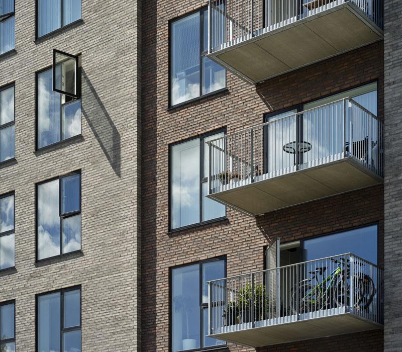 byggeri og anlæg, Oluf Jørgensen A/S