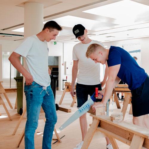 Roskilde Tekniske Skole Oluf Jørgensen A/S reference undervisnig