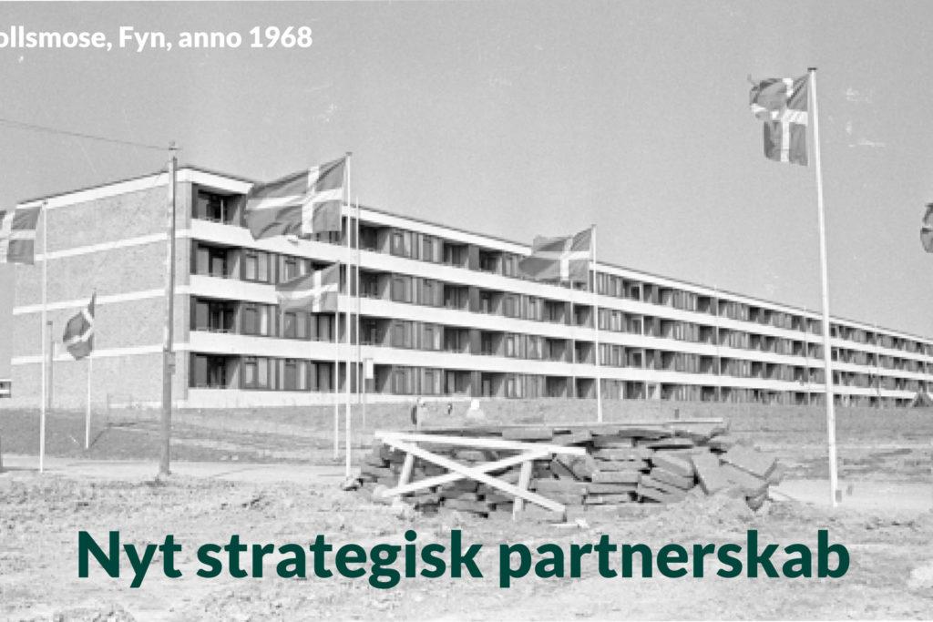 Nyt strategisk partnerskab
