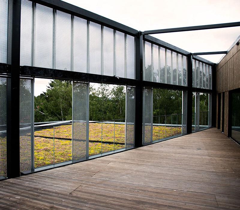 Bæredygtighed i byggeriet med grønne tage
