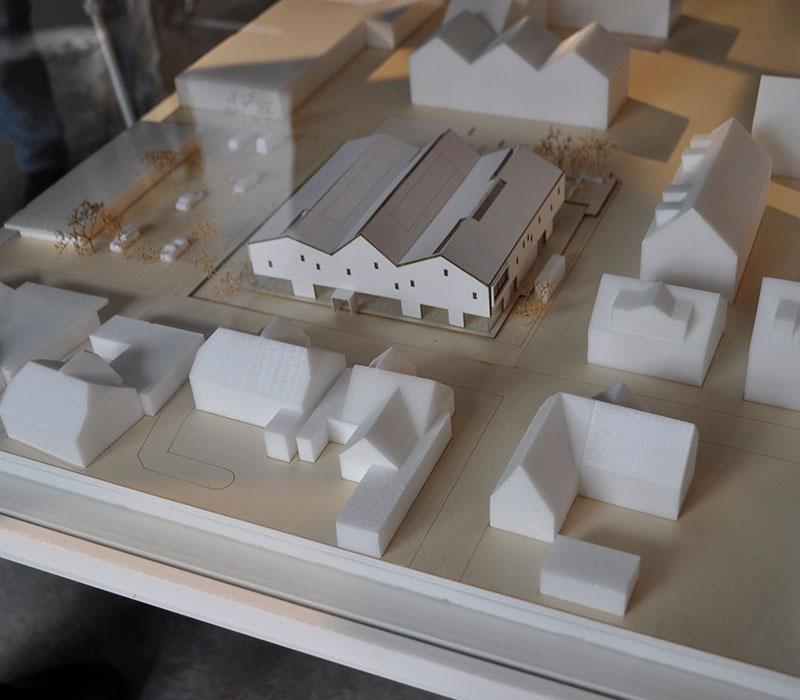Viby kulturhus og bibliotek bygherrerådgivning reference Oluf Jørgensen A/S