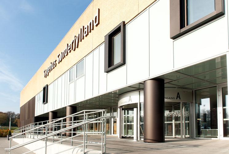 Aabenraa Sygehus, sundhed, reference, Oluf Jørgensen