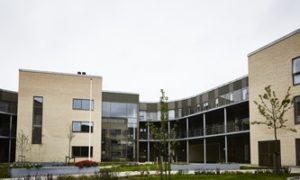 Friplejehjem, plejeboliger, reference, Oluf Jørgensen A/S