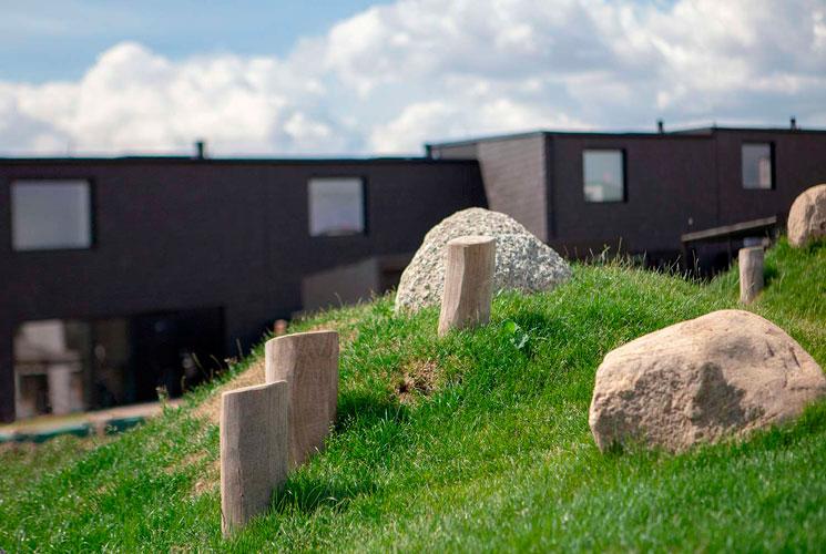 svanemærkede boliger, rækkehuse, Oluf Jørgensen A/S