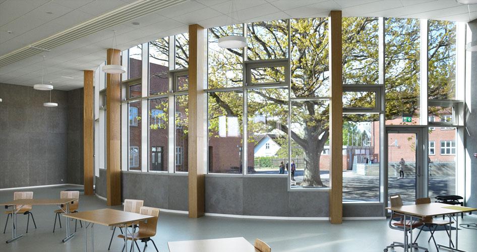Undervisning, skole, reference, Oluf Jørgensen, Ejby Skole