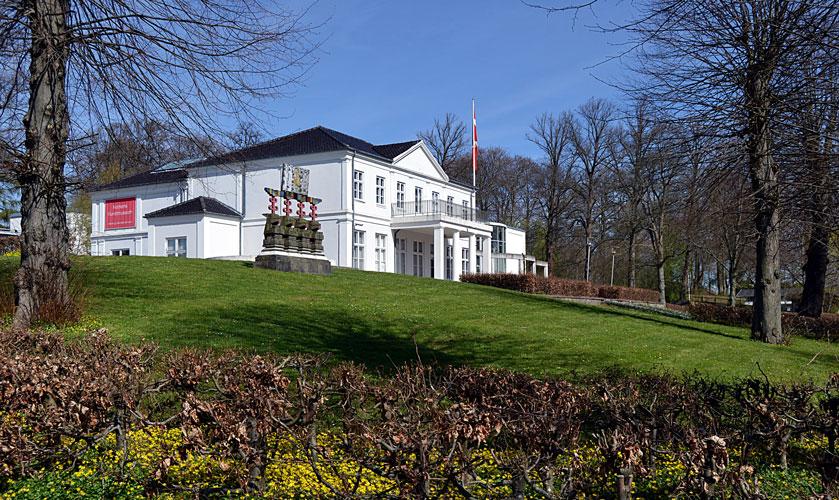 Kunstmuseaum, kultur, reference, Oluf Jørgensen
