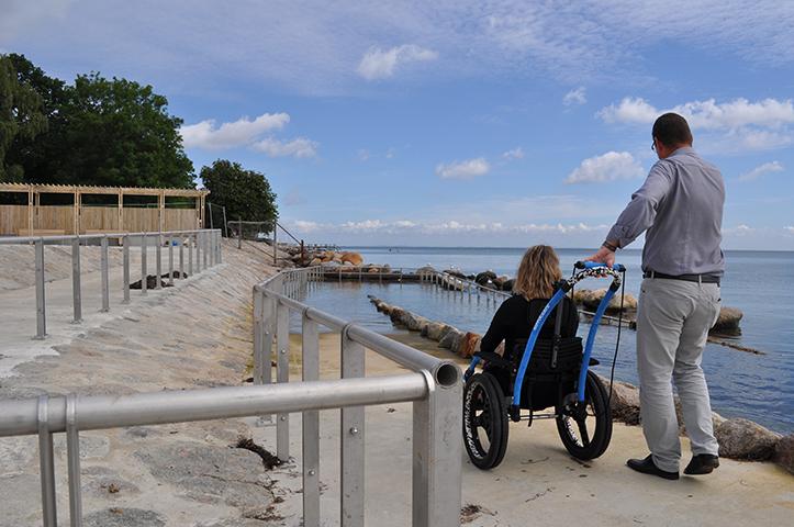 Dansk Handicap Forbunds faciliteter, anlæg, reference, Oluf Jørgensen