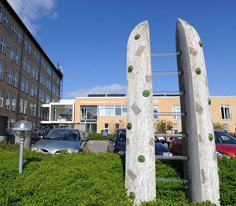 regionshospitalet Silkeborg, reference, sundhed, Oluf Jørgensen