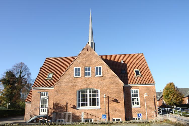 Reference, Kirke, Oluf Jørgensens A/S, Rådgivende ingeniører