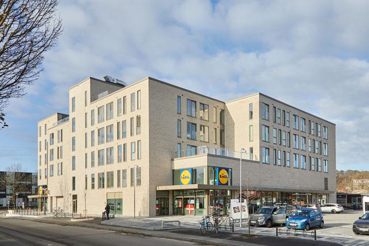 Oluf Jørgensen A/S, referencer, erhverv, retail, boliger