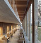 Kernehuset – Nyt rådhus Rødovre kommune, visualisering